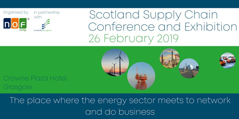 Arc Energy to Attend Scotland Supply Chain Conference